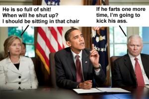 Political humor cartoon