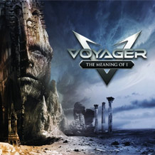 Voyager The Meaning of I cover art