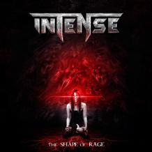 Intense The Shape of Rage album art