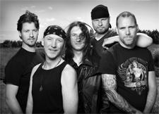Knight Area band photo